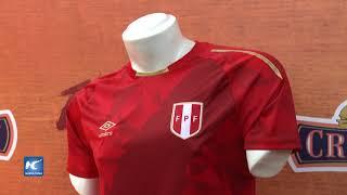 Download Presentan tercera camiseta de selección peruana de futbol para Rusia 2018 Video