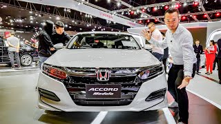 Download Chi tiết xe Honda Accord 2019 Modulo nhập Thái về Việt Nam giá 1,7 tỷ | XEHAY Video
