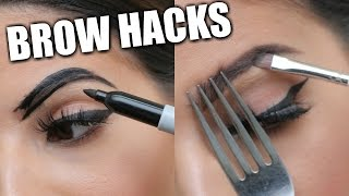 Download EYEBROW HACKS That Everyone Should Know! Video