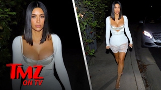 Download Kim Kardashian: Where Is She Going In That Outfit?! | TMZ TV Video