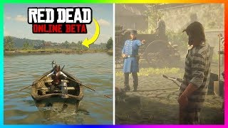 Download What Happens If You Return To The Sisika Penitentiary Prison In Red Dead Online? (Going To Jail) Video