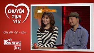 Download Chuyện Tình Yêu: Cặp đôi Việt - Hàn Tiến Đạt & Hari Won (Phần 1) Video