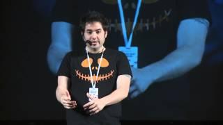 Download Una mirada de humor: Gabriel Gómez at TEDxRioLimay Video