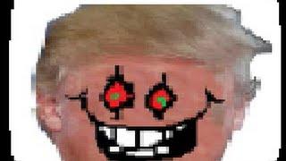 Download [언더테일 팬게임] 미국을 구하자!!! - 오메가 트럼프 (Omega Trump) Video