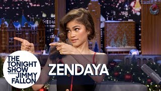 Download Zendaya Shows One of Her and Zac Efron's Trapeze Fails for The Greatest Showman Video