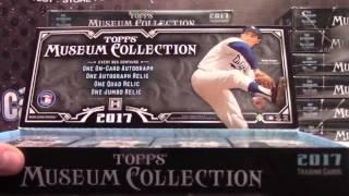 Download 2017 Topps Museum Baseball 12 Box Case Random Teams GB Video