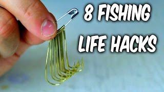 Download 8 Fishing Life Hacks Video