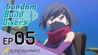 Download Gundam Build Divers-Episode 5: Holy Land of Perisia(EN,TW,KR,FR,IT,TH sub) Video