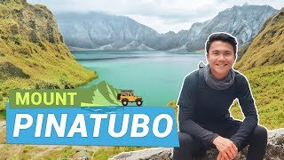 Download MT. PINATUBO 🌋 Pasabog Volcano Adventure | Crater Lake Hike + 4x4 (Philippines) | TricksterzPH Video