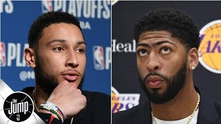 Download Why Ben Simmons' absence from the FIBA World Cup is bigger than Anthony Davis' | The Jump Video