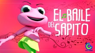 Download El Baile del Sapito - Las Canciones Dela Granja - Canciones infantiles dela granja Video