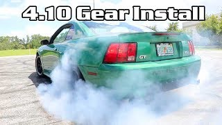 Download The Best Mod for 1994-2010 Mustang: 4.10 Gears Video