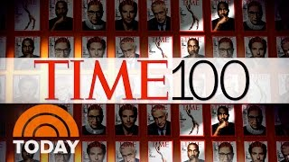 Download Matt Chats With Some Of Time's 100 Most Influential | TODAY Video