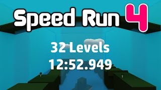 Download ROBLOX Speed Run 4 - 32 Levels in 12:52.949 [Former World Record] Video