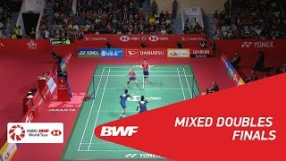Download XD | AHMAD (INA)/NATSIR (INA) [1] vs ZHENG (CHN)/HUANG (CHN) [6] | BWF 2018 Video