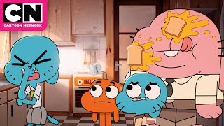 Download The Amazing World of Gumball | The Brain | Cartoon Network Video