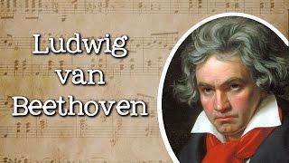 Download Biography of Ludwig van Beethoven for Kids - Beethoven for Children: FreeSchool Video