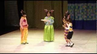 Download Los tres Cerditos: Comedia Dell Arte / Taller de niños Teatro Nacional Video