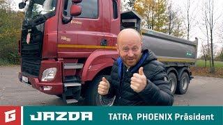 Download TATRA PHOENIX 6x6 Präsident - GARAZ.TV - Rasťo Chvála Video