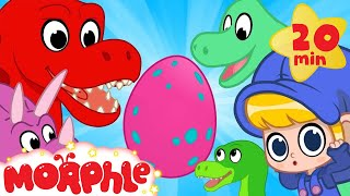 Download Mystery Dinosaur Egg! Mila and Morphle find the egg's dinosaur mother! Morphle episodes for kids! Video