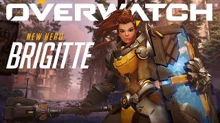 Download [NEW HERO NOW AVAILABLE] Introducing Brigitte   Overwatch Video