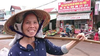 Download Vietnam || Gia Nghia Market || Dak Nong Province Video