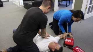 Download CPR / AED Emergency Response Refresher Video