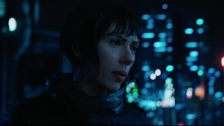 Download Ghost In The Shell (2017) - Building Jump Extended Video