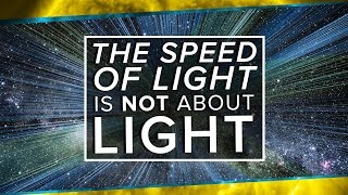 Download The Speed of Light is NOT About Light | Space Time | PBS Digital Studios Video