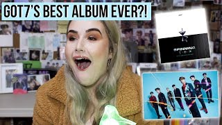 Download ALBUM REACTION | GOT7 (갓세븐) SPINNING TOP (BETWEEN SECURITY & INSECURITY) Video