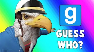 Download Gmod Guess Who Funny Moments - LEGIQN's First Guess Who! (Garry's Mod) Video