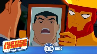 Download Justice League Action | Super Memory Loss | DC Kids Video
