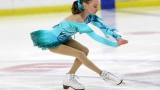 Download Mikayla Chapman figure skating to Yiruma, A River Flows In You Video