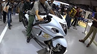 Download The Suzuki 2017 Motorcycles - Show Room JAPAN Video