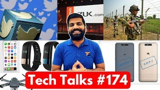 Download Tech Talks #174 - Micromax 😡, Note 7 Coming, Oneplus 5, Zuk Mobile Dead, IITD-DRDO, Giveaway Video