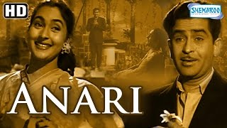 Download Anari (HD) - Raj Kapoor | Nutan | Lalita Pawar - Popular Bollywood Movie - (With Eng Subtitles) Video