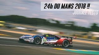 Download 24h du Mans 2018 | La journée Test !! Video