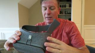 Download Google Daydream View VR Headset First Look Video
