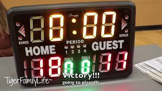 Download Another Win Basketball Game #6 | Ace Tiger 3rd Grade | TigerFamilyLife~ Video