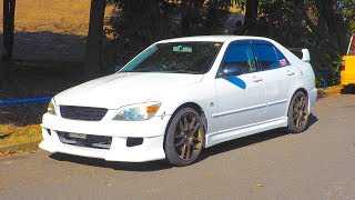Download 2002 Toyota Altezza RS200 (Canada Import) Japan Auction Purchase Review Video