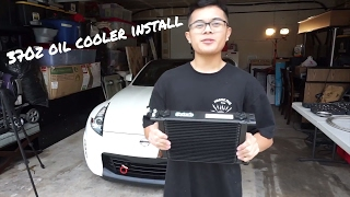 Download 370z Gets an Oil Cooler! |#ProjectZeina Video