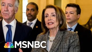 Download Donald Trump Approval Hits All-Time Low; Nancy Pelosi Uses Different 'I' Word | Morning Joe | MSNBC Video