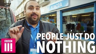Download Chabuddy G - ″All Foreign People Have A British White Name″   People Just Do Nothing Video