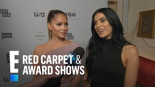 Download Nicole Williams & Olivia Pierson Talk Feuds and Family | E! Live from the Red Carpet Video