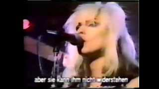 Download Blondie - Rifle Range/In The Flesh 1977 Early TV Promo Video Video