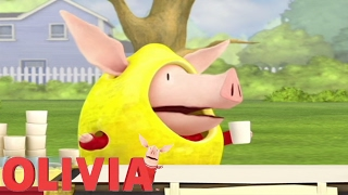 Download Olivia the Pig | Olivia's Lemonade Stand | Olivia Full Episodes Video