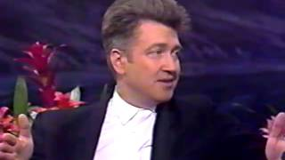 Download David Lynch on Jay Leno - 1992 Video