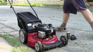Download Briggs and Stratton 550EX Won't Start Video