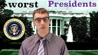 Download Worst 10 American Presidents Video