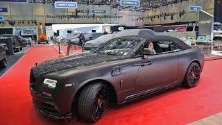 Download Rolls Royce Dawn MANSORY - Driving & Sound Video